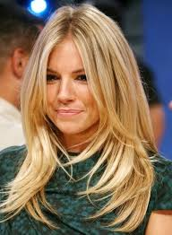 hairstyles that thin your face blonde hairstyle for slim g your face deep part