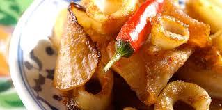 cuisine asiatique facile calamars à l asiatique facile et pas cher recette sur cuisine