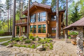 Rustic Home Spectacular Rustic Exterior Designs That You Must See