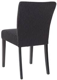 Black And White Striped Chair by Hud4219a Set2 Dining Chairs Furniture By Safavieh