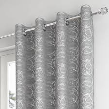 Grey And Silver Curtains Silver Curtains Free Home Decor Techhungry Us