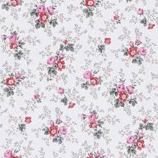 grey wallpaper with red flowers wallpaper flowers grey rose red rasch textil wallpaper petite fleur