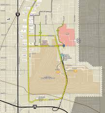 las vegas light rail las vegas eyes light rail as it seeks airport connection the