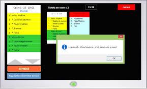 logiciel fiche technique cuisine logiciel de gestion et de préparation des commandes en cuisine