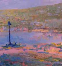 Impressionist Landscape Painting by Painting The Impressionist Landscape