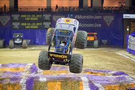 monster truck jam las vegas monster jam roars into the ppl center photos michael hujsa