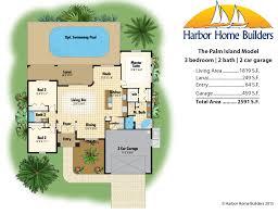 palm island harbor home builders