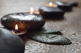 the history of stone massage