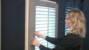 shutters for tilt and turn windows youtube