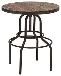 industrial style pub table stylish industrial style bar table industrial high table standing