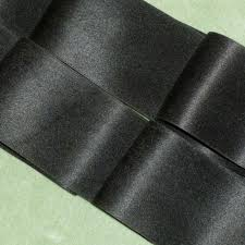 silk satin ribbon midnight black silk satin ribbon vintage passementerie