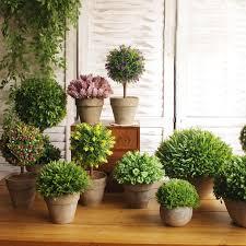 decorative indoor plants high imitation potted indoor plants decoration simulation small