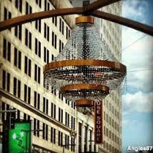 Largest Chandelier Cleveland Oh World U0027s Largest Outdoor Chandelier