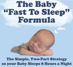 infant sleep to get baby to sleep through the