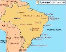 de janeiro on the world map de janeiro travel and hotel guides copacabana ipanema