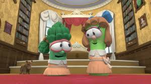 veggie tales diva scene from the penniless princess veggietales veggietales