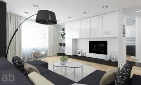 living room best combination black and white living room black
