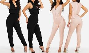 jumpsuits for juniors juniors dressy sleeveless jumpsuits groupon