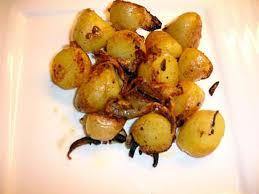 cuisiner pommes de terre recette de pommes de terre n caramélisée à l oignon