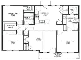 4 bedroom home plans simple 4 bedroom house plans small low cost home plans small
