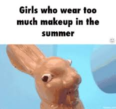 Too Much Makeup Meme - make up gif find share on giphy