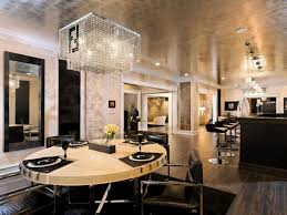 dining room crystal chandelier lighting contemporary chandeliers