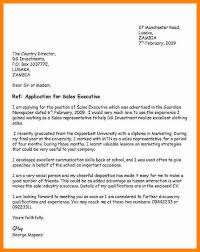 7 how to write job application letter assembly resume