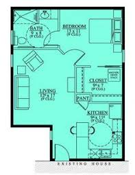 floor plans with inlaw apartment 654186 handicap accessible in suite house plans