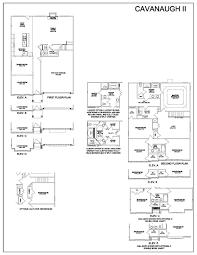 Elevation Floor Plan Floor Plans Cavanaugh Ii Lexington Kentucky Real Estate