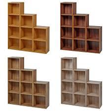 garage shelving units ideas best design regarding oak cube storage