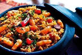 une paella espagnole trop trop bonne je pense paella espagne