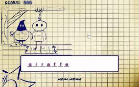 doodle hangman ultimate doodle hangman free mac gameplay