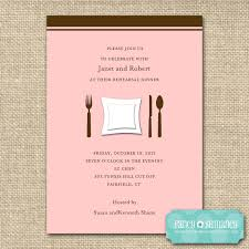 Dinner Party Invitations Funny Dinner Party Invitation Wording Oxsvitation Com