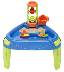 amazon com american plastic toy water wheel play table toys u0026 games