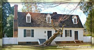 living in williamsburg virginia the colonial house colonial