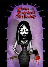 goth card images reverse search
