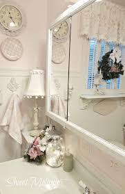shabby chic mbler cheap chic bathroom source vintage bathroom bin