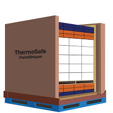 thermosafe insulated shippers and refrigerants cold chain