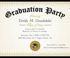 make your own graduation announcements fanciful party ideas graduation graduation