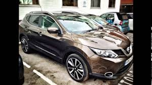nissan juke brown 2016 nissan qashqai bronze youtube
