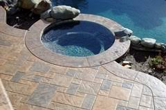 2017 Stamped Concrete Patio Cost Patio Furniture On Sale On For Easy Cost Of Stamped Concrete Patio