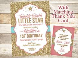 twinkle twinkle party supplies twinkle twinkle birthday invitation twinkle
