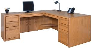 L Shaped Desk With Left Return Buy Contemporary L Shaped Desk With Left Facing Keyboard Return By
