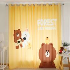 Yellow Curtains Nursery by Compare Prices On Orange Curtains Drapes Online Shopping Buy Low