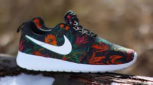 rosch runs nike roshe runs blooming for sole collector