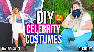 Exercise Halloween Costumes 5 Celebrity Halloween Costumes Kylie Jenner Dj Khaled Chance