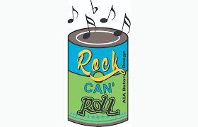 canstruction rock can roll lasm