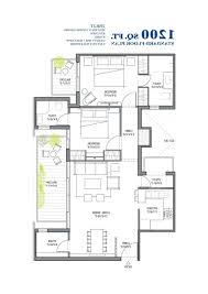1200 square foot floor plans u2013 laferida com