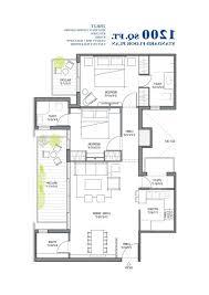 European Style Floor Plans 1200 Square Foot Floor Plans U2013 Laferida Com