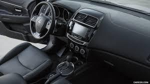 mitsubishi outlander 2016 interior 2016 mitsubishi outlander sport sel interior cockpit hd